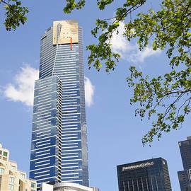 David Hill - Eureka Tower - Melbourne - Australia