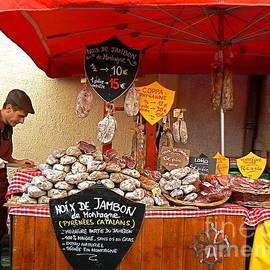 France  Art - A European Butcher