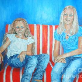 Dagmar Helbig - Eva and Antonia