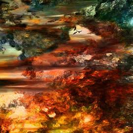 Paul St George - Even Heaven Skies can be Fierce