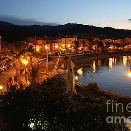 Carol Groenen - Evening Light in Collioure