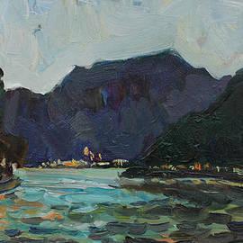 Juliya Zhukova - Evening light