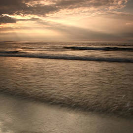 Peter Gau - Evening Mood At Beach