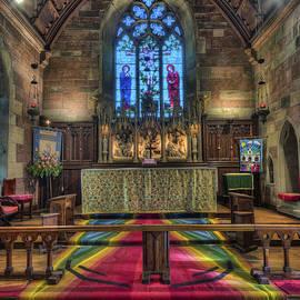 Ian Mitchell - Evening Prayer