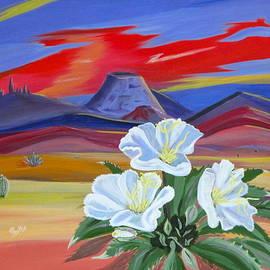 Phyllis Kaltenbach - Evening Primrose