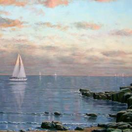 Rick Hansen - Evening Sail