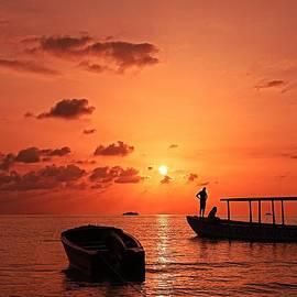 Nick Difi - Evening Sailing