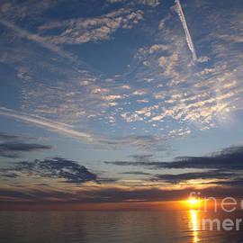 Ann Horn - Evening Sky Show