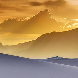 Nikolyn McDonald - Evening Stillness - White Sands Sunset
