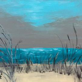Christina Schott - Evening Storm