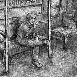Steve Breslow - Evening Train