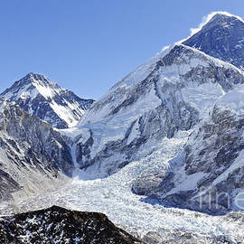 Robert Preston - Everest and the Khumbu Glacier