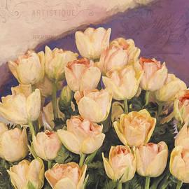 Jordan Blackstone - Every Artist - Vintage Flower Art