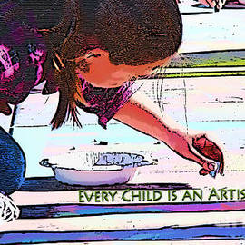 Beverly Guilliams - Every Child Is An Artist