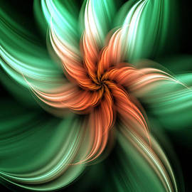 Svetlana Nikolova - Exotic Flower