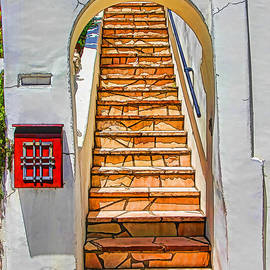 Mariola Bitner - Exotic Stairs