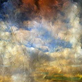 Georgiana Romanovna - Eye Of The Storm  - Abstract Realism