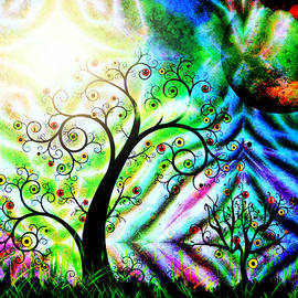 Ally  White - Eye Tree