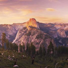Peter Coskun - Eyes Over Yosemite