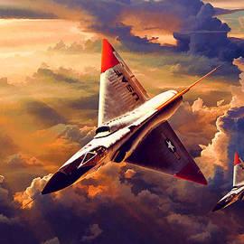 R Aa - F-106 Delta Dart