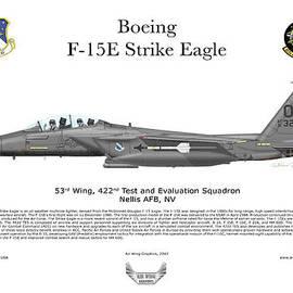 Arthur Eggers - F-15E Strike Eagle 442d TES
