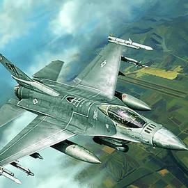 R Aa - F-16 Viper