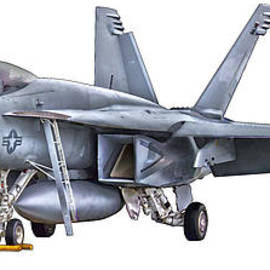 Clay Greunke - F/A-18E Forward Quarter