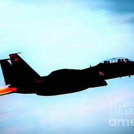 Bob Johnston - F15E Strike Eagle Night Mission