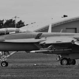 Maj Seda - F18 Super Hornet