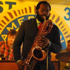 Steve Archbold - Jaw Droppin Jazz Fish Fry Harlem American Legion