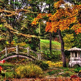 Roger Passman - Fabyan Japanese Gardens I