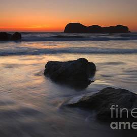 Mike Dawson - Face Rock Sunset