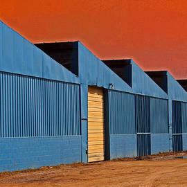Karen Adams - Factory Building