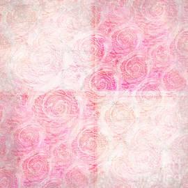Sandy Moulder - Faded Flower Pattern