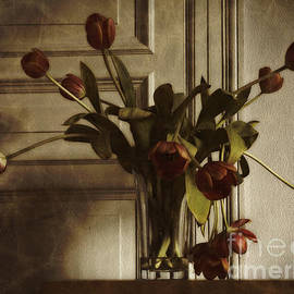 Inge Riis McDonald - Faded tulips