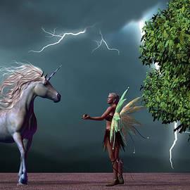 Corey Ford - Fairy and Unicorn
