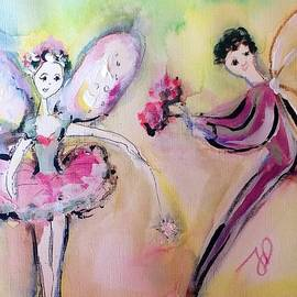 Judith Desrosiers - Fairy duet