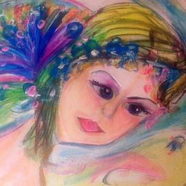 Judith Desrosiers - Fairy greetings