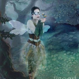 Juli Scalzi - Fairy in the Woods