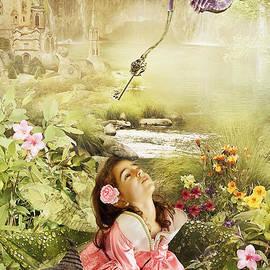 Donika Nikova - ShaynART - Fairy Mirabell and the Golden Key