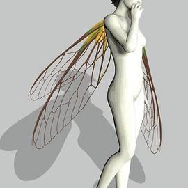 Joaquin Abella - Fairy White by Quim Abella