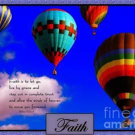 Bobbee Rickard - Faith Is To Let Go