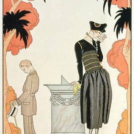 Georges Barbier - Falbalas et fanfreluches Almanach des Modes