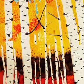 Linda Duncan - Fall Aspens