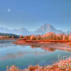 Kathleen Struckle - Fall At OxBow Bend