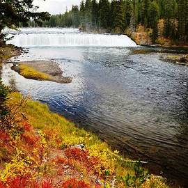 Deanna Cagle - Fall Colors and Waterfalls