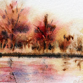 Kristine Plum - Fall Colors