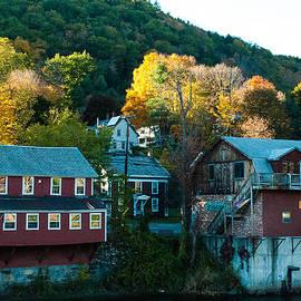 Robert Ford - Fall Colors Shelburne Falls Massachusetts