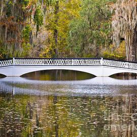 Al Powell Photography USA - Fall Footbridge