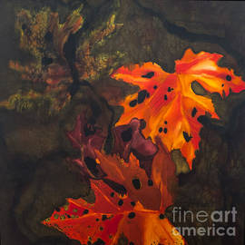 Kathy Goodson - Fall Maple Leaves